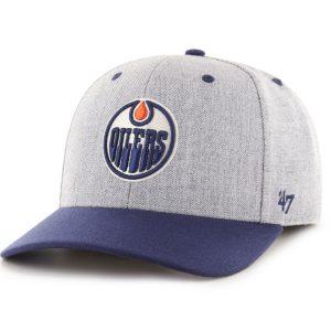 ŠILTOVKA NHL EDMONTON OILERS ´47 BRAND MVP STORM CLOUD DP