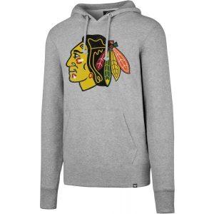 MIKINA NHL ´47 BRAND CHICAGO BLACKHAWKS HEADLINE