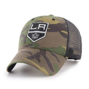 ŠILTOVKA NHL LA KINGS B ´47 BRAND CAMO BRANSON