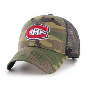 ŠILTOVKA NHL MONTREAL CANADIENS ´47 BRAND CAMO BRANSON