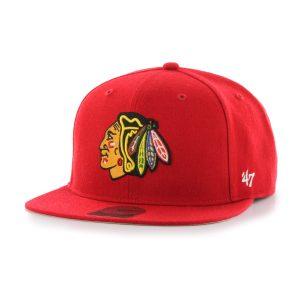 ŠILTOVKA NHL CHICAGO BLACKHAWKS ´47 BRAND NO SHOT