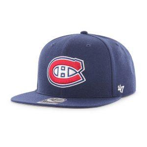 ŠILTOVKA NHL MONTREAL CANADIENS ´47 BRAND NO SHOT