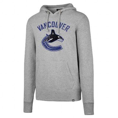 MIKINA NHL ´47 BRAND VANCOUVER CANUCKS HEADLINE