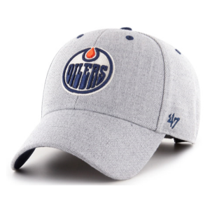 ŠILTOVKA NHL EDMONTON OILERS ´47 BRAND MVP STORM CLOUD