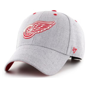 ŠILTOVKA NHL DETROIT RED WINGS ´47 BRAND MVP STORM CLOUD
