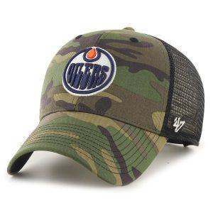 ŠILTOVKA NHL EDMONTON OILERS ´47 BRAND CAMO BRANSON