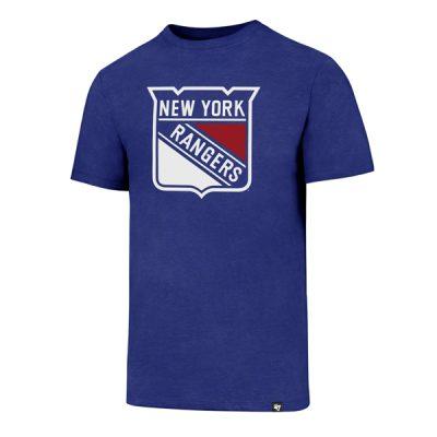 TRIČKO NHL NEW YORK RANGERS ´47 BRAND
