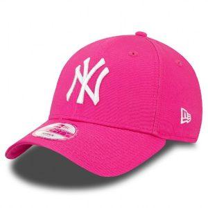 ŠILTOVKA MLB NY YANKEES NEW ERA PINK WHITE