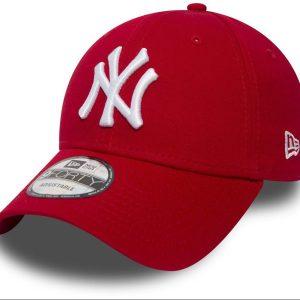 ŠILTOVKA MLB NY YANKEES NEW ERA RED WHITE