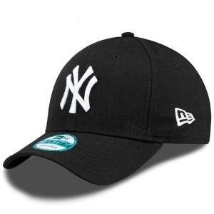 ŠILTOVKA MLB NY YANKEES NEW ERA BLACK WHITE