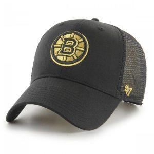 ŠILTOVKA NHL BOSTON BRUINS ´47 BRAND METTALIC BRANSON